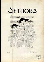 Page 11, 1935 Edition, Rahway High School - Allegarooter Yearbook (Rahway, NJ) online yearbook collection