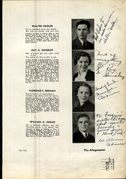 Page 13, 1935 Edition, Rahway High School - Allegarooter Yearbook (Rahway, NJ) online yearbook collection