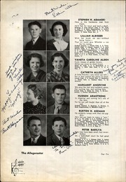 Page 14, 1935 Edition, Rahway High School - Allegarooter Yearbook (Rahway, NJ) online yearbook collection