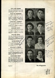 Page 15, 1935 Edition, Rahway High School - Allegarooter Yearbook (Rahway, NJ) online yearbook collection