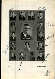 Page 9, 1935 Edition, Rahway High School - Allegarooter Yearbook (Rahway, NJ) online yearbook collection