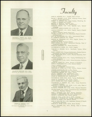 Page 10, 1949 Edition, Rahway High School - Allegarooter Yearbook (Rahway, NJ) online yearbook collection