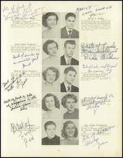 Page 17, 1949 Edition, Rahway High School - Allegarooter Yearbook (Rahway, NJ) online yearbook collection
