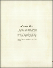 Page 6, 1949 Edition, Rahway High School - Allegarooter Yearbook (Rahway, NJ) online yearbook collection