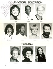 Page 12, 1983 Edition, Rahway High School - Allegarooter Yearbook (Rahway, NJ) online yearbook collection