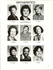 Page 13, 1983 Edition, Rahway High School - Allegarooter Yearbook (Rahway, NJ) online yearbook collection