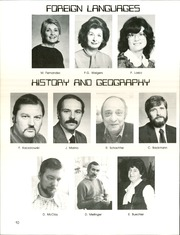Page 14, 1983 Edition, Rahway High School - Allegarooter Yearbook (Rahway, NJ) online yearbook collection