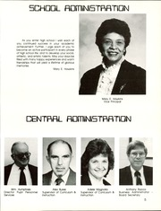 Page 9, 1983 Edition, Rahway High School - Allegarooter Yearbook (Rahway, NJ) online yearbook collection