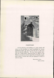 Page 8, 1932 Edition, Columbia High School - Mirror Yearbook (Maplewood, NJ) online yearbook collection