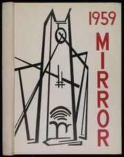 Page 1, 1959 Edition, Columbia High School - Mirror Yearbook (Maplewood, NJ) online yearbook collection