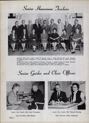 Page 10, 1959 Edition, Columbia High School - Mirror Yearbook (Maplewood, NJ) online yearbook collection