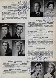 Page 15, 1959 Edition, Columbia High School - Mirror Yearbook (Maplewood, NJ) online yearbook collection