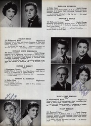 Page 16, 1959 Edition, Columbia High School - Mirror Yearbook (Maplewood, NJ) online yearbook collection