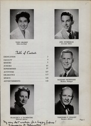 Page 7, 1959 Edition, Columbia High School - Mirror Yearbook (Maplewood, NJ) online yearbook collection