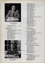 Page 8, 1959 Edition, Columbia High School - Mirror Yearbook (Maplewood, NJ) online yearbook collection