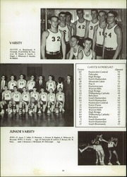 Page 28, 1968 Edition, Delaware Valley Regional High School - Valley Yearbook (Frenchtown, NJ) online yearbook collection