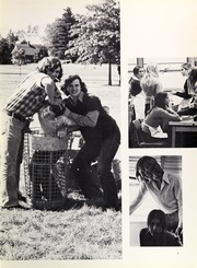 Page 11, 1974 Edition, Metuchen High School - Blue Letter Yearbook (Metuchen, NJ) online yearbook collection