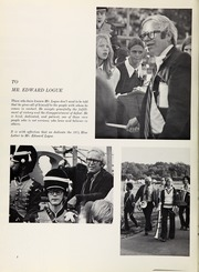 Page 6, 1974 Edition, Metuchen High School - Blue Letter Yearbook (Metuchen, NJ) online yearbook collection