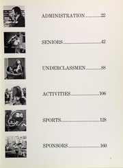 Page 7, 1974 Edition, Metuchen High School - Blue Letter Yearbook (Metuchen, NJ) online yearbook collection