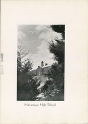 Page 5, 1937 Edition, Manasquan High School - Treasure Yearbook (Manasquan, NJ) online yearbook collection