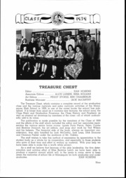 Page 10, 1939 Edition, Manasquan High School - Treasure Yearbook (Manasquan, NJ) online yearbook collection