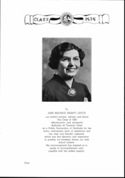 Page 5, 1939 Edition, Manasquan High School - Treasure Yearbook (Manasquan, NJ) online yearbook collection