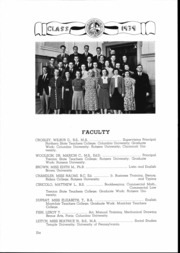 Page 7, 1939 Edition, Manasquan High School - Treasure Yearbook (Manasquan, NJ) online yearbook collection