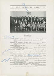 Page 10, 1940 Edition, Manasquan High School - Treasure Yearbook (Manasquan, NJ) online yearbook collection