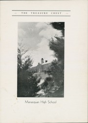 Page 7, 1940 Edition, Manasquan High School - Treasure Yearbook (Manasquan, NJ) online yearbook collection