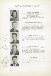 Page 16, 1942 Edition, Manasquan High School - Treasure Yearbook (Manasquan, NJ) online yearbook collection