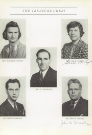 Page 9, 1942 Edition, Manasquan High School - Treasure Yearbook (Manasquan, NJ) online yearbook collection