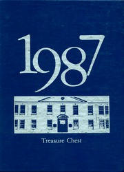 Manasquan High School - Treasure Yearbook (Manasquan, NJ) online yearbook collection, 1987 Edition, Page 1
