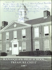 Page 5, 1987 Edition, Manasquan High School - Treasure Yearbook (Manasquan, NJ) online yearbook collection