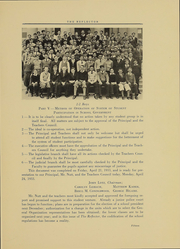 Page 16, 1933 Edition, Clifton High School - Rotunda Yearbook (Clifton, NJ) online yearbook collection