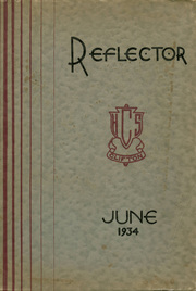 1934 Edition, Clifton High School - Rotunda Yearbook (Clifton, NJ)