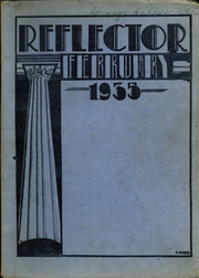1935 Edition, Clifton High School - Rotunda Yearbook (Clifton, NJ)