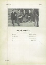 Page 12, 1937 Edition, Clifton High School - Rotunda Yearbook (Clifton, NJ) online yearbook collection