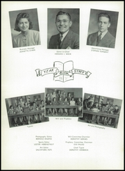 Page 14, 1940 Edition, Clifton High School - Rotunda Yearbook (Clifton, NJ) online yearbook collection