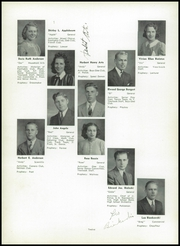Page 16, 1940 Edition, Clifton High School - Rotunda Yearbook (Clifton, NJ) online yearbook collection