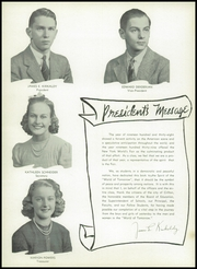 Page 6, 1940 Edition, Clifton High School - Rotunda Yearbook (Clifton, NJ) online yearbook collection