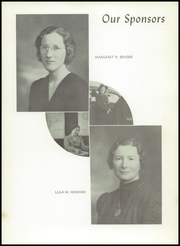 Page 9, 1940 Edition, Clifton High School - Rotunda Yearbook (Clifton, NJ) online yearbook collection
