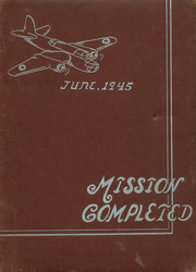 1945 Edition, Clifton High School - Rotunda Yearbook (Clifton, NJ)