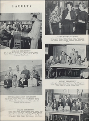 Page 17, 1953 Edition, Clifton High School - Rotunda Yearbook (Clifton, NJ) online yearbook collection
