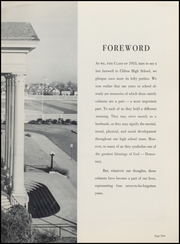 Page 9, 1953 Edition, Clifton High School - Rotunda Yearbook (Clifton, NJ) online yearbook collection