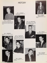 Page 17, 1970 Edition, Cliffside Park High School - Mnemosyne Yearbook (Cliffside Park, NJ) online yearbook collection