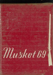 1969 Edition, Washington Township High School - Musket Yearbook (Sewell, NJ)
