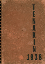 1938 Edition, Tenafly High School - Tenakin Yearbook (Tenafly, NJ)