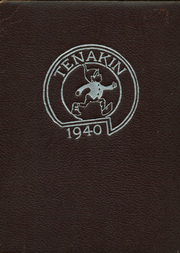 1940 Edition, Tenafly High School - Tenakin Yearbook (Tenafly, NJ)