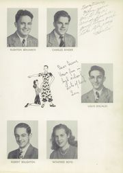 Page 11, 1947 Edition, Tenafly High School - Tenakin Yearbook (Tenafly, NJ) online yearbook collection