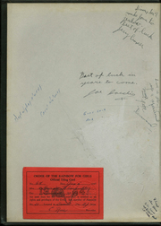 Page 2, 1947 Edition, Tenafly High School - Tenakin Yearbook (Tenafly, NJ) online yearbook collection